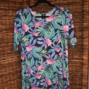 Tropical Swing Tunic